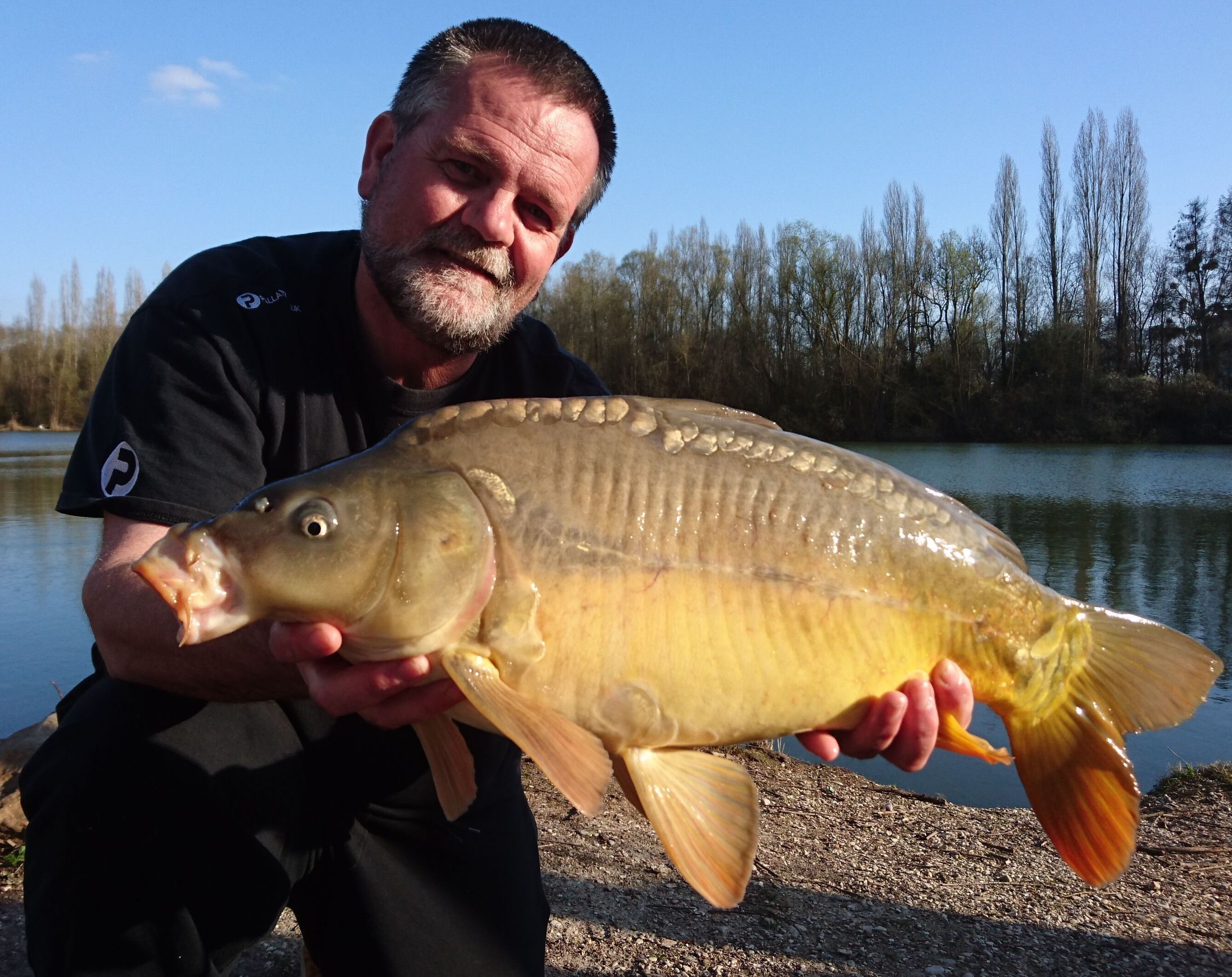 Simon Pomeroy has long been a leading advocate of lead-free fishing weights.