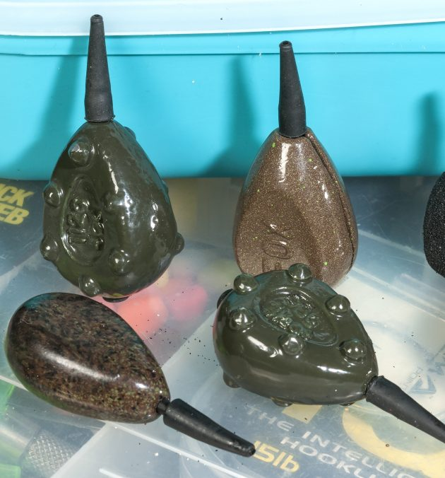 Fishing weights made of lead look set to soon be banned