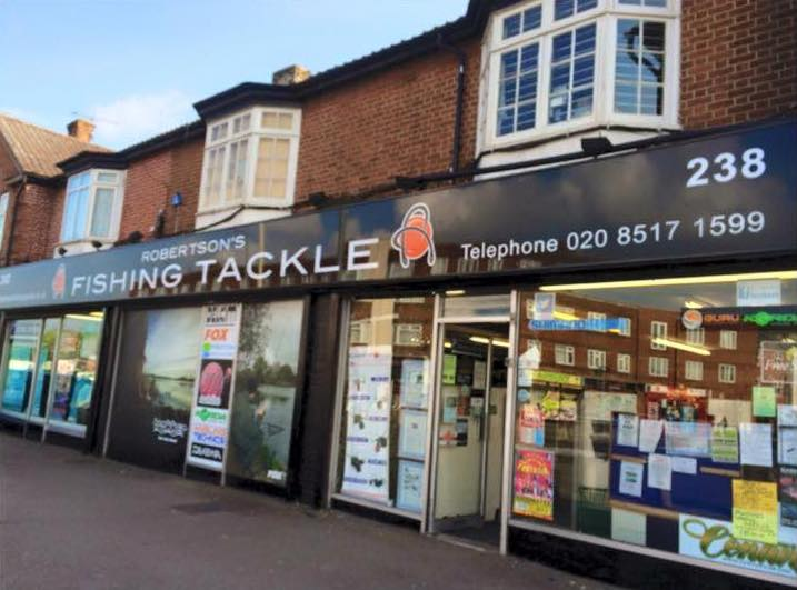 Fishing tackle shop tries new 'old-school' move to boost interest