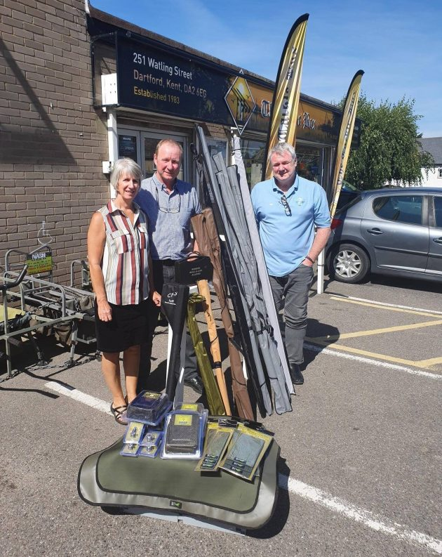 Tackle shops unite to create fresh AIR fishing group