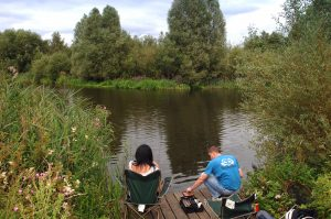 Walton Angling Club have got a payout for their water at last.