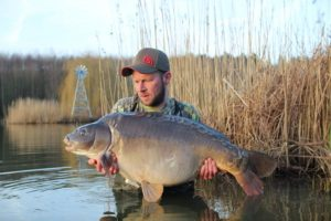 Elphicks Fisheries carp