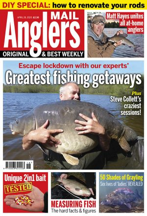 Last <b>Second</b> whackers before Elstow fishery closes