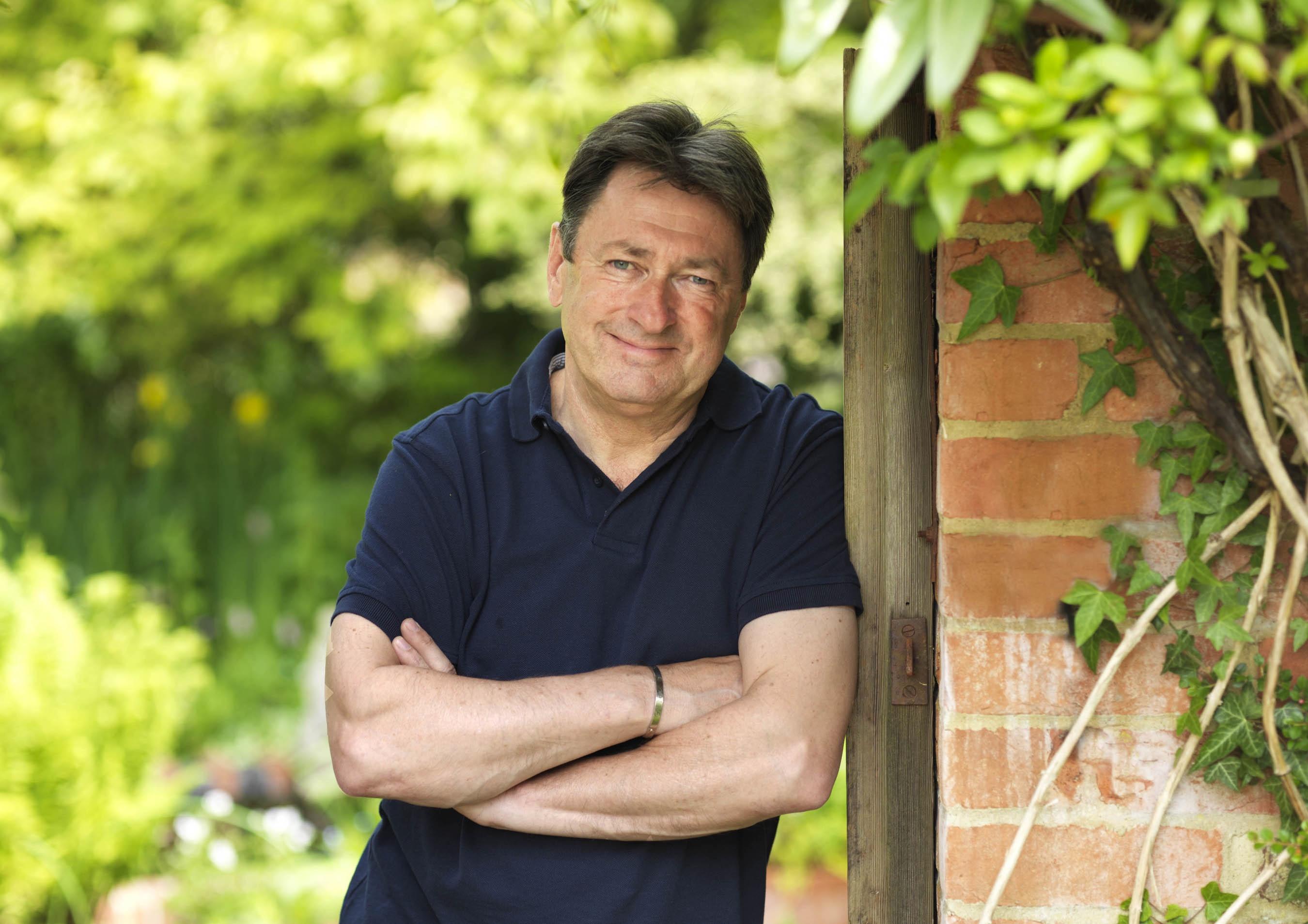 Alan Titchmarsh 39 S Joy At Love Your Garden Success