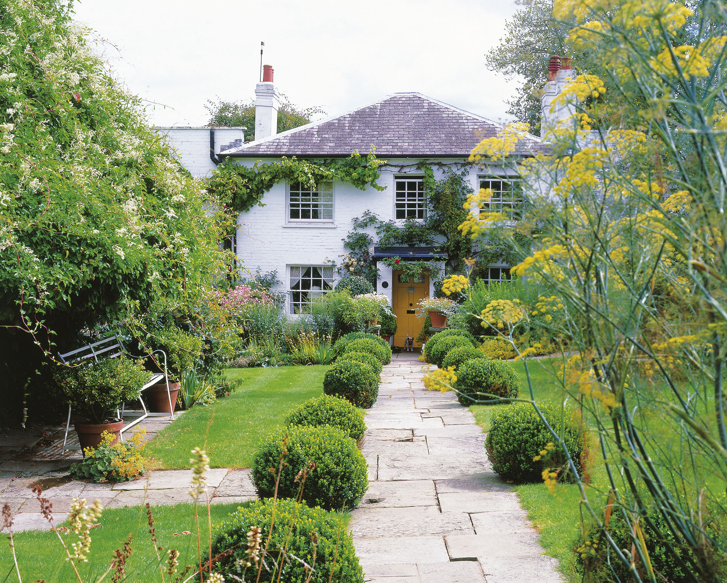 Roald dahl 39 s garden to open for charity amateur gardening House garden pics