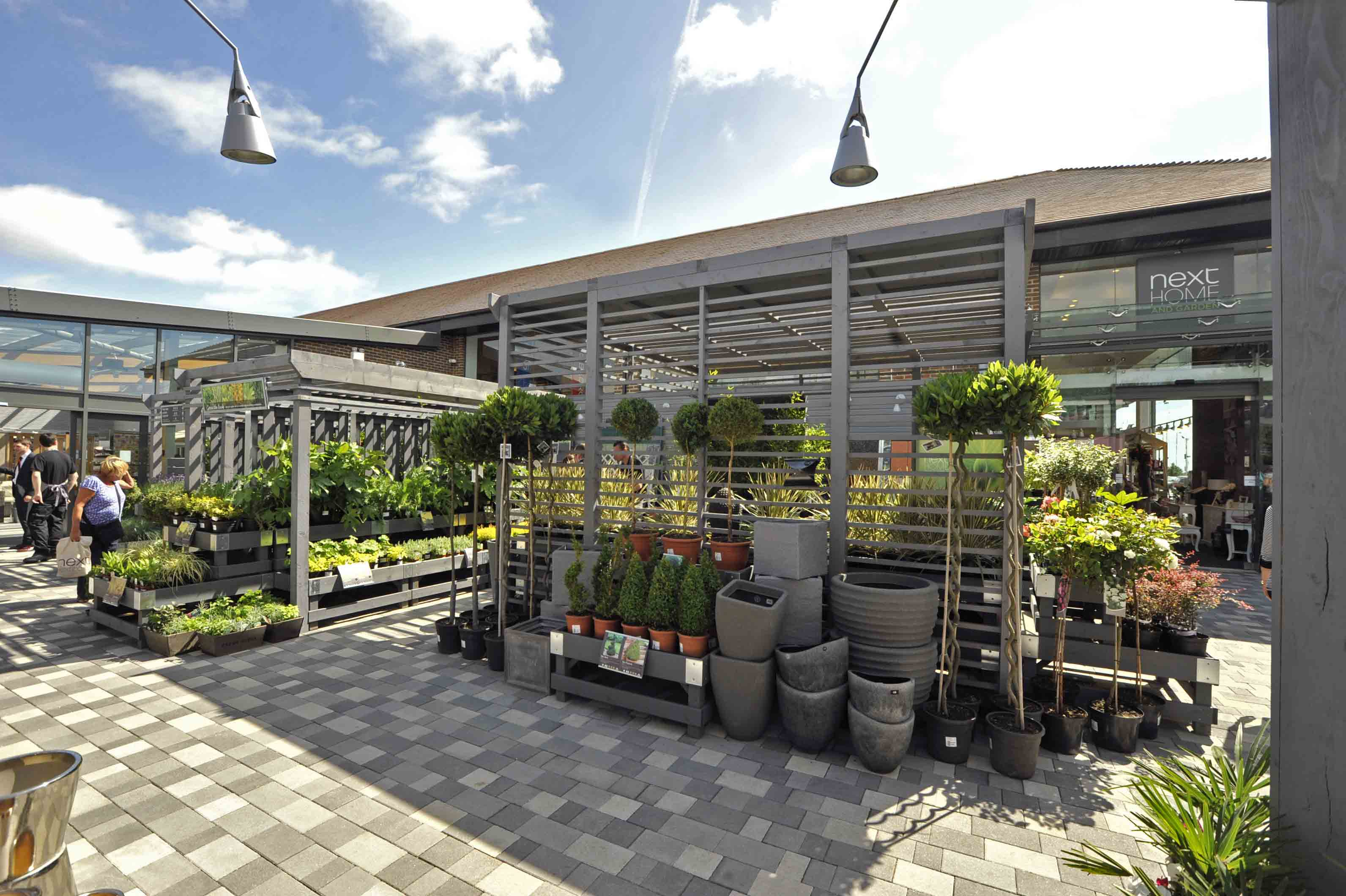 Garden Centre: Fashion Chain Next Opens First Garden Centre