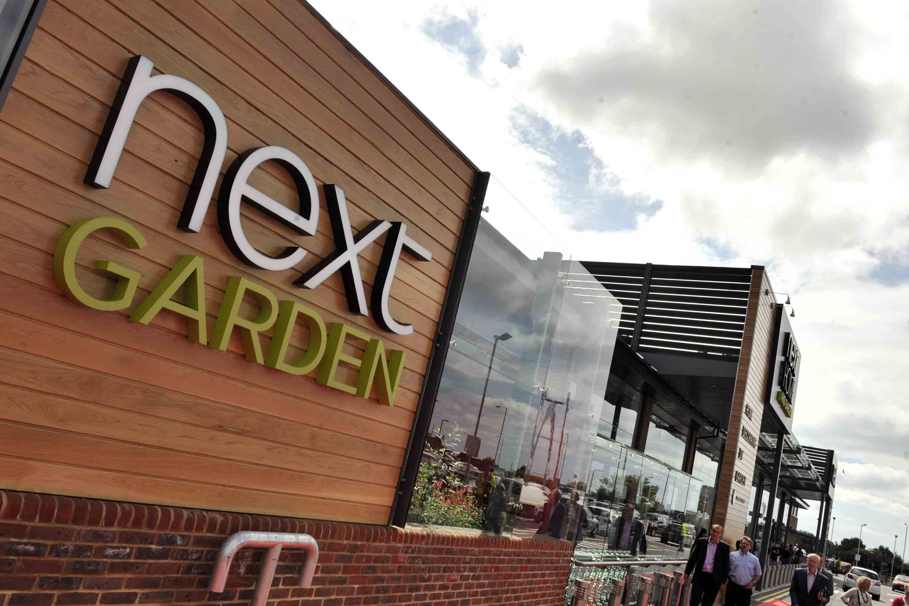 Fashion Chain Next Opens First Garden Centre Amateur