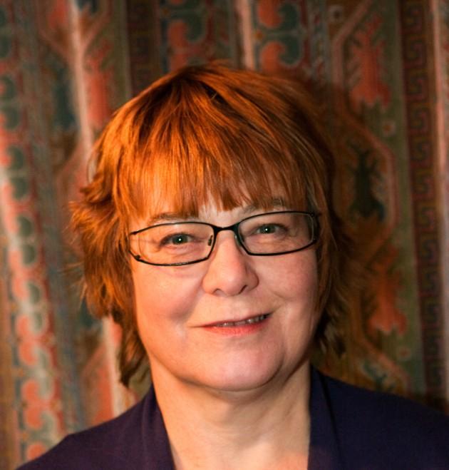 Garden critic Anne Wareham