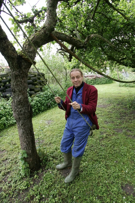 Bob Flowerdew fears the great British lawn has had its day