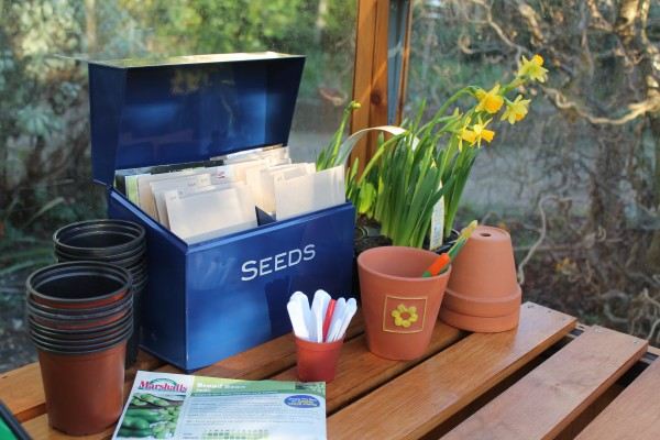 Product Test Seed Packet Storage Amateur Gardening