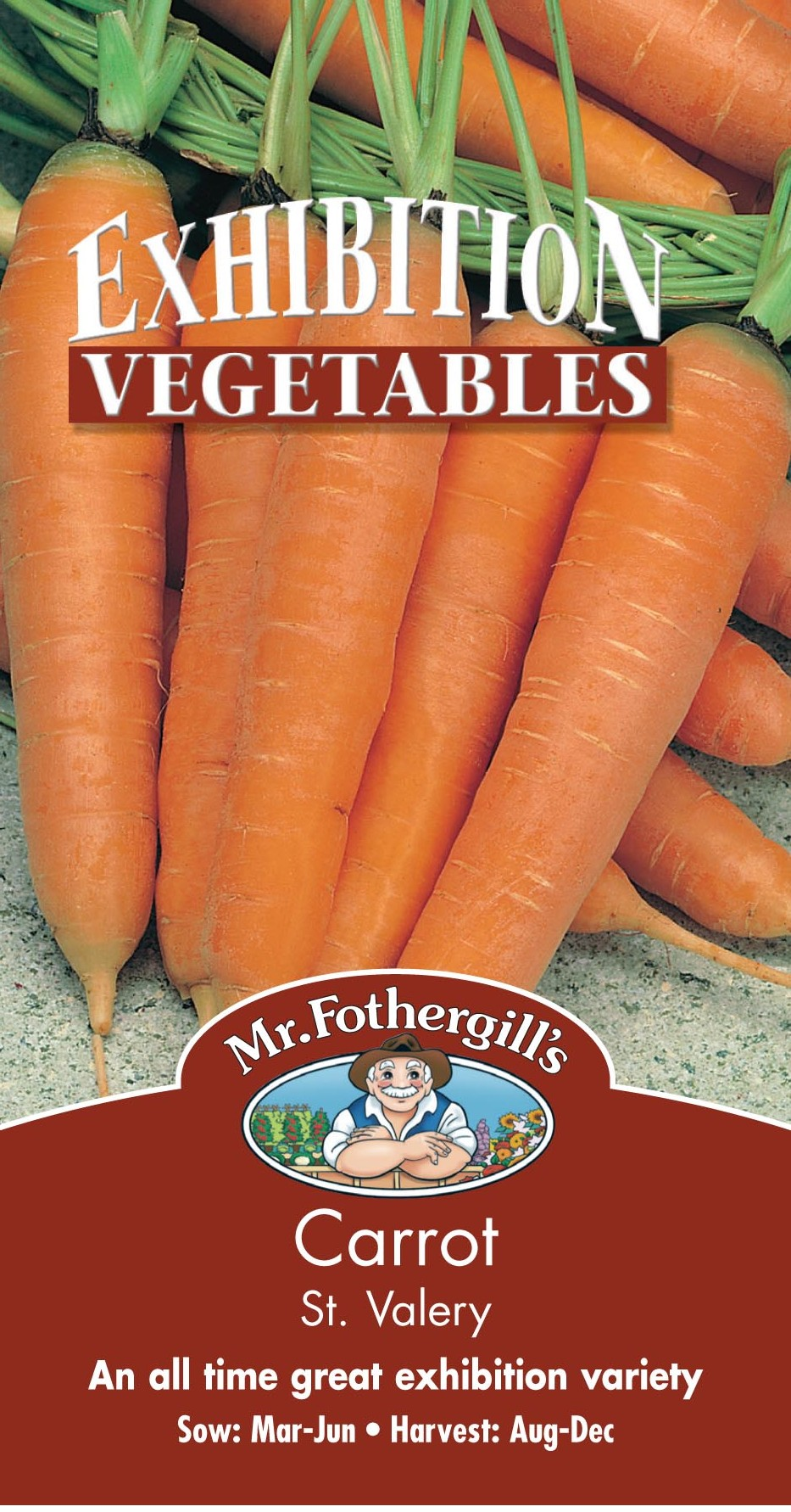 Mr Fothergills Leek Cairngorm F1 Exhibition Vegetables Seed