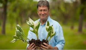 Alan Titchmarsh video dividing perennials