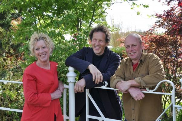 Monty, Carol and Joe