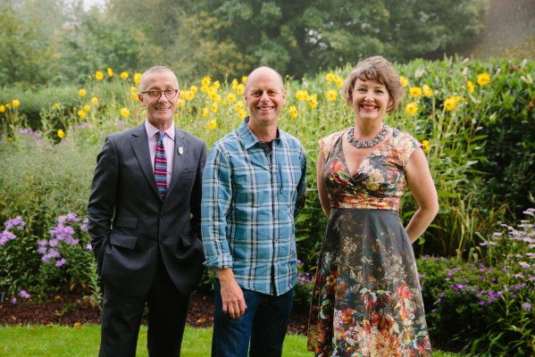 Designers to compete for stardom in the bbc 39 s great for Garden design tv show