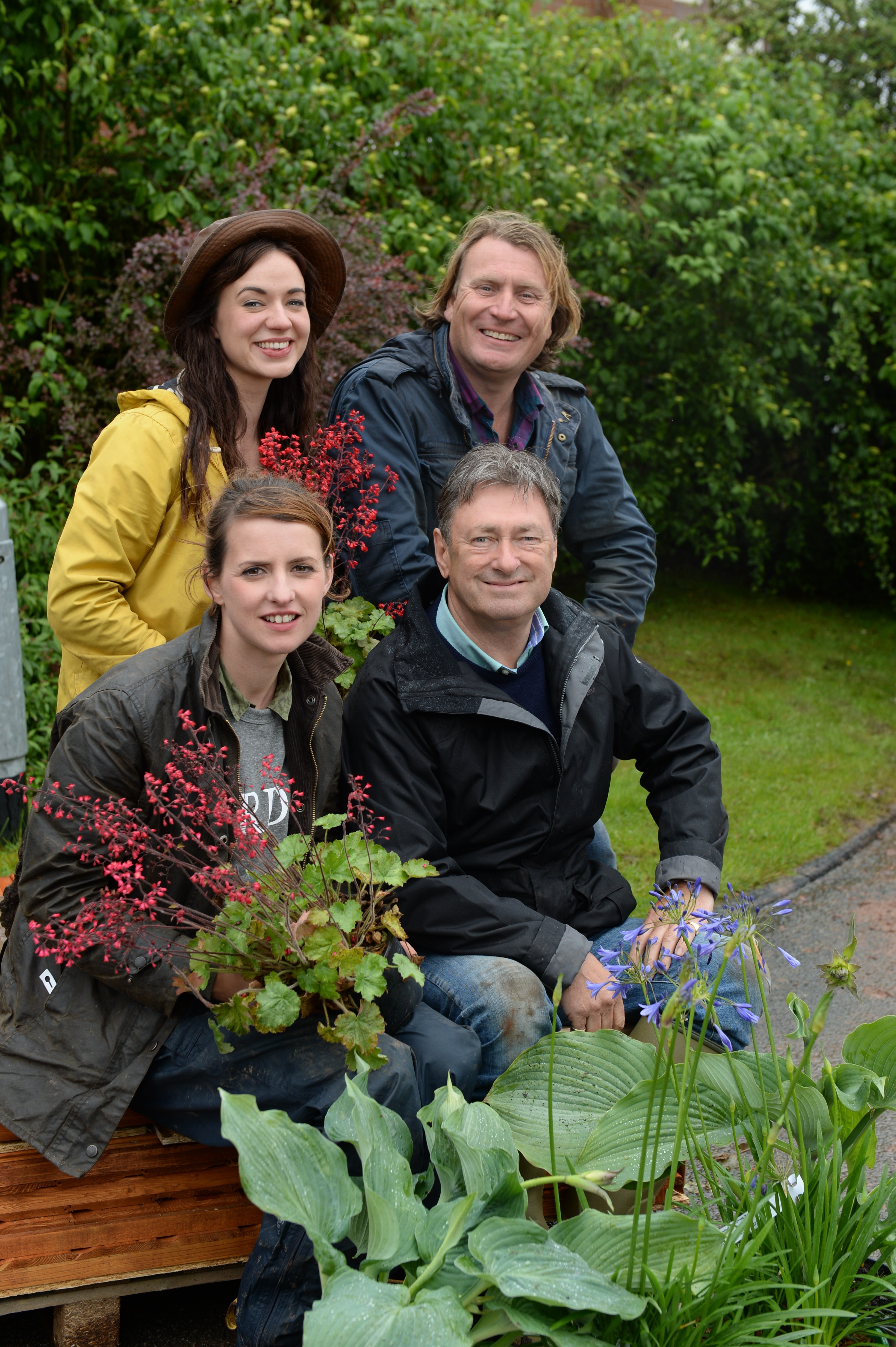 Alan Titchmarsh Set To Makeover Gardens For Amazing People - Amateur Gardening-3757
