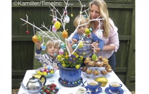 How to make an Easter Tree - a great project for children