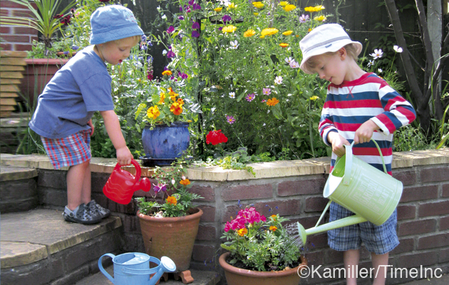 Water fun - safe water activities for children