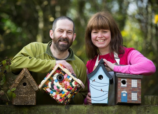 Bird boxes could help sparrows