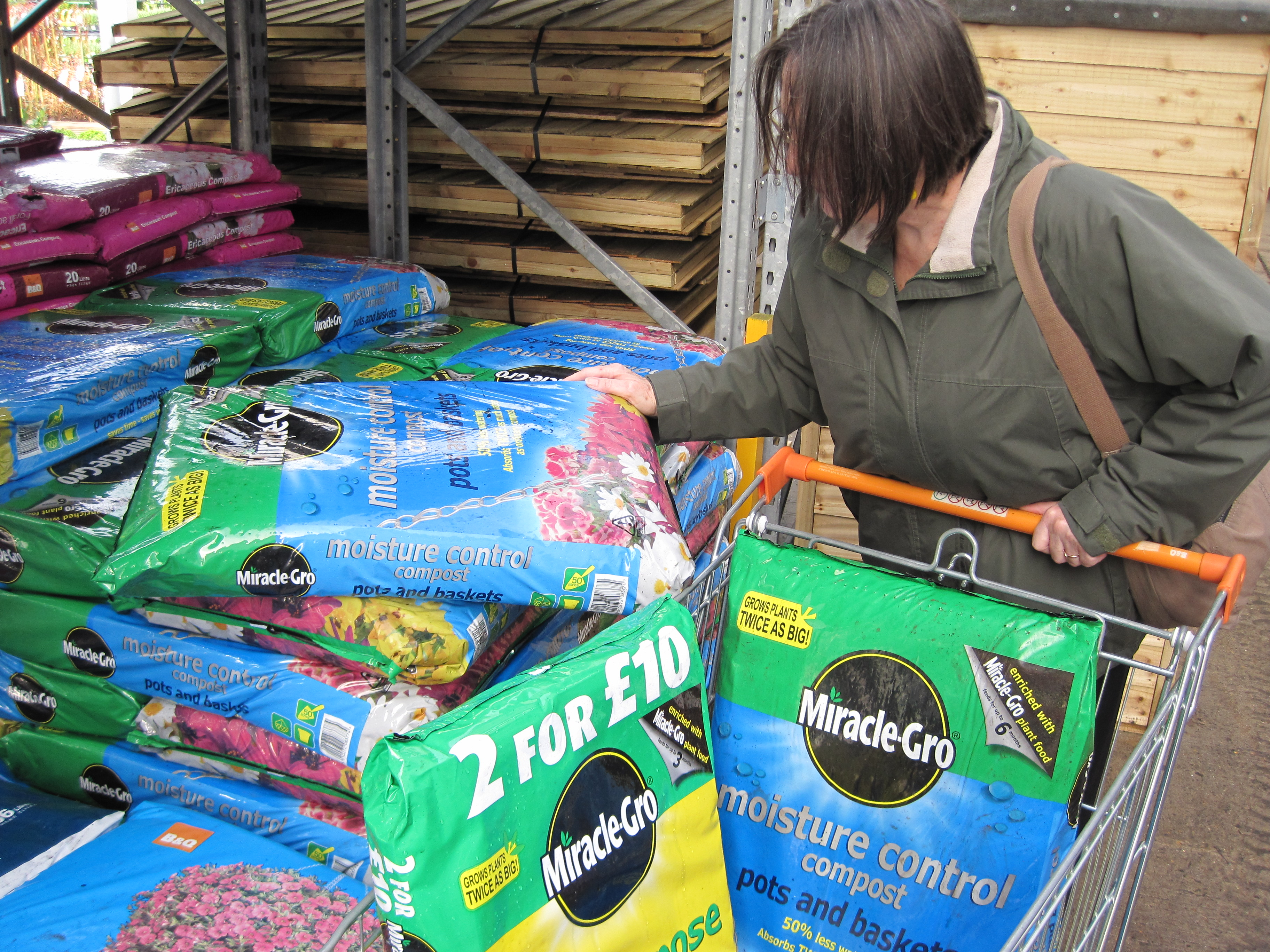 Shoppers urged to go peat-free - Amateur Gardening