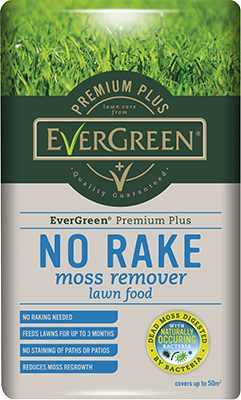 web EverGreen Premium No Rake Moss 5kg Bag 119530 C