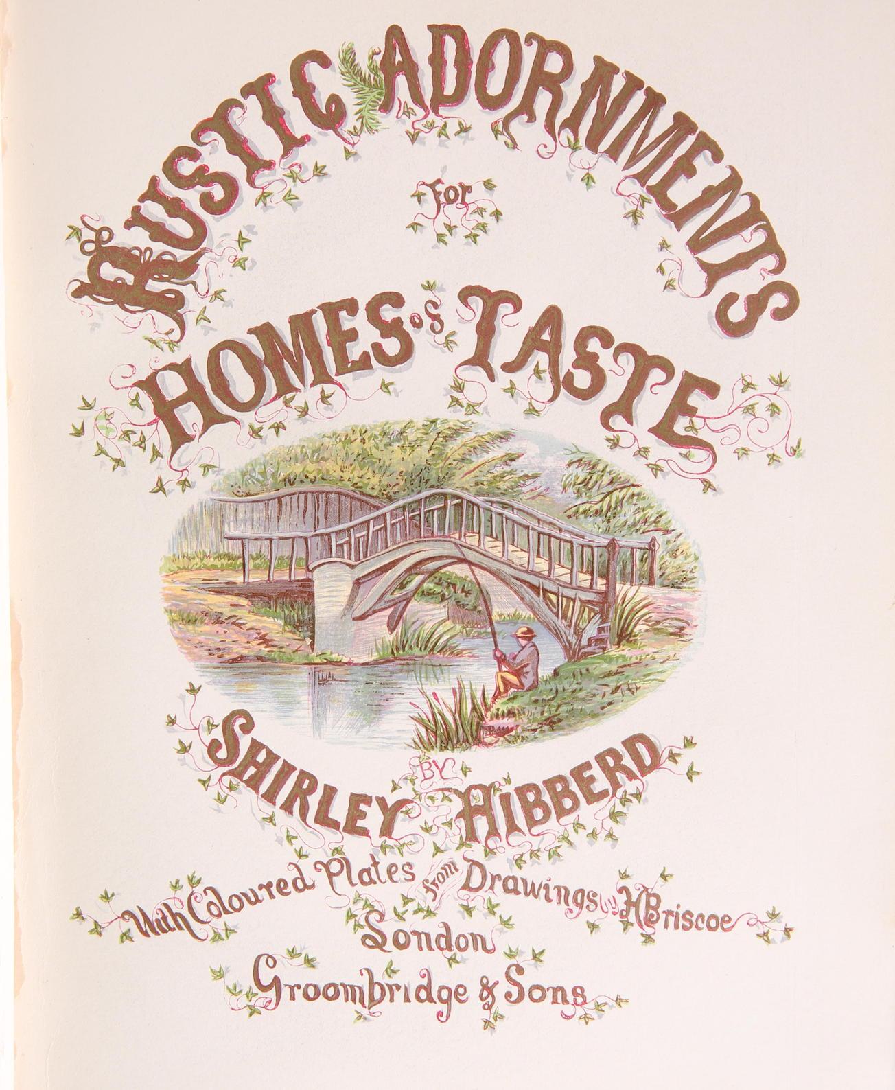 Shirley Hibberd Rustic Adornments