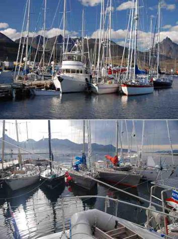 Social life & the long-distance cruiser