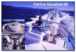 Fairline Squadron 62