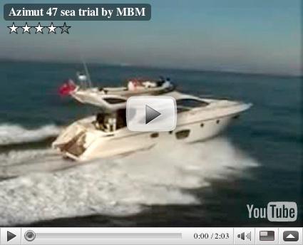 Azimut 47 video