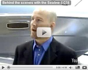 Behind the scenes of Sealine SC38