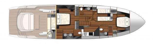Sessa C68 layout