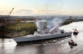 Type 45 destroyer, Defender