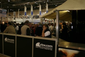 And of course the Guinness Bar, sponsored by MBY's parent website YBW.com. See you there!