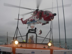Best Photo by RNLI Volunteer All Weather Lifeboat, by Eoin Ryan