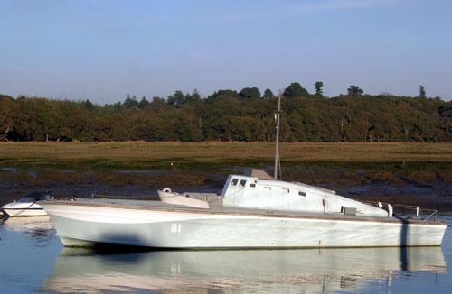Motor Gun Boat 81