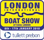 Tullet Prebon London Boat Show