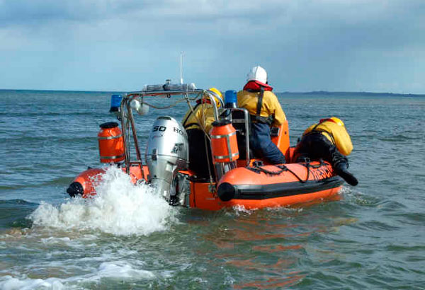 Dornoch lifeboat