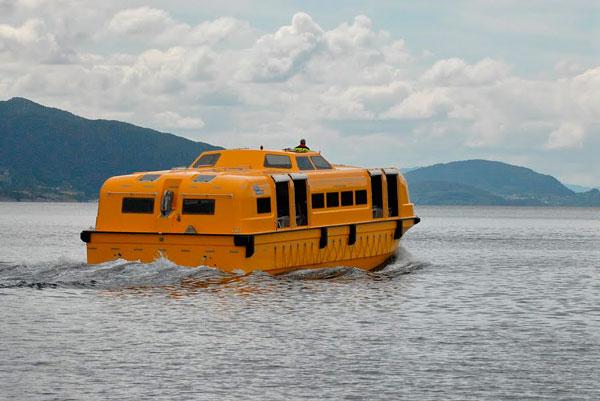 CRV55 lifeboat