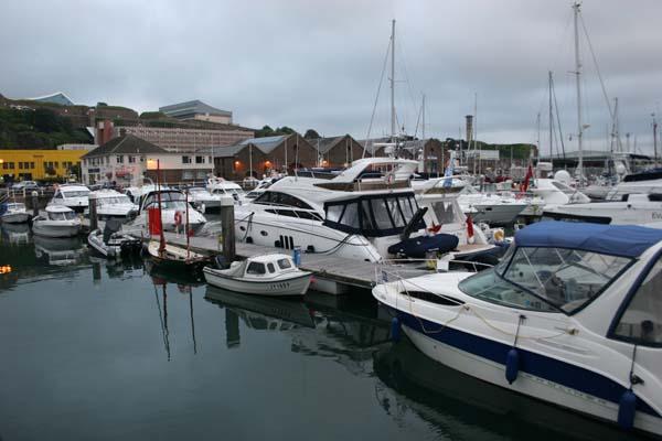 St Helier Marina, Jersey