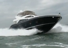 Sunseeker 80 MBY test