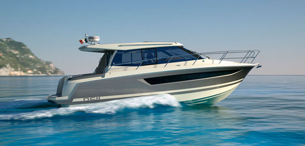 Jeanneau's New Concept is four boats in one - Motor Boat & Yachting