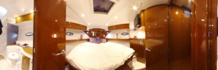 Beneteau Antares 42 forward cabin