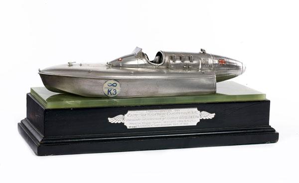 Bluebird K3 trophy