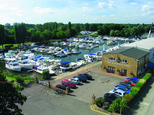 Boatshowrooms of London (Shepperton)