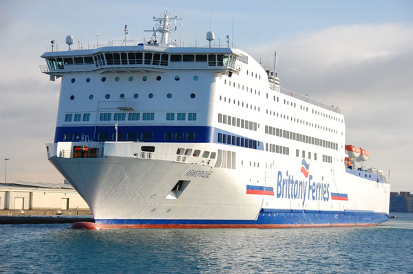 Brittany Ferries Armorique