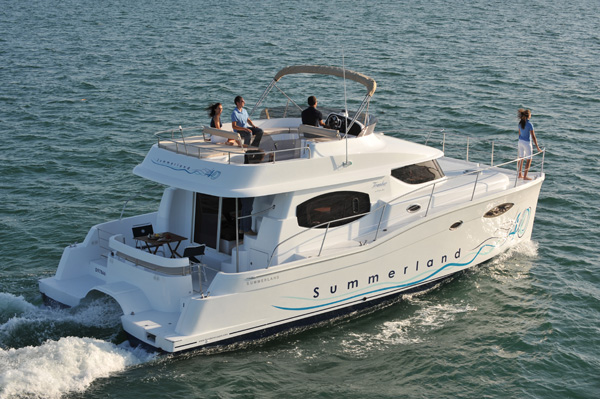 Motor Boat & Yachting | Fountaine Pajot Summerland 40