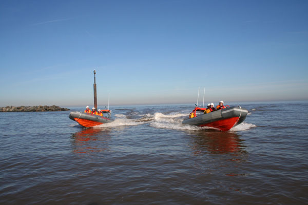 Independent lifeboats