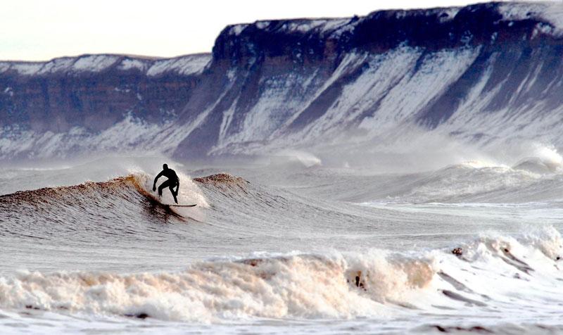 Scarborough surf