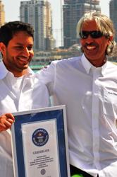 UAE record