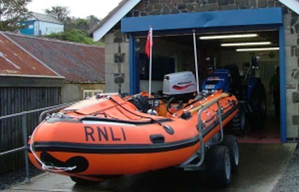 Craster lifeboat