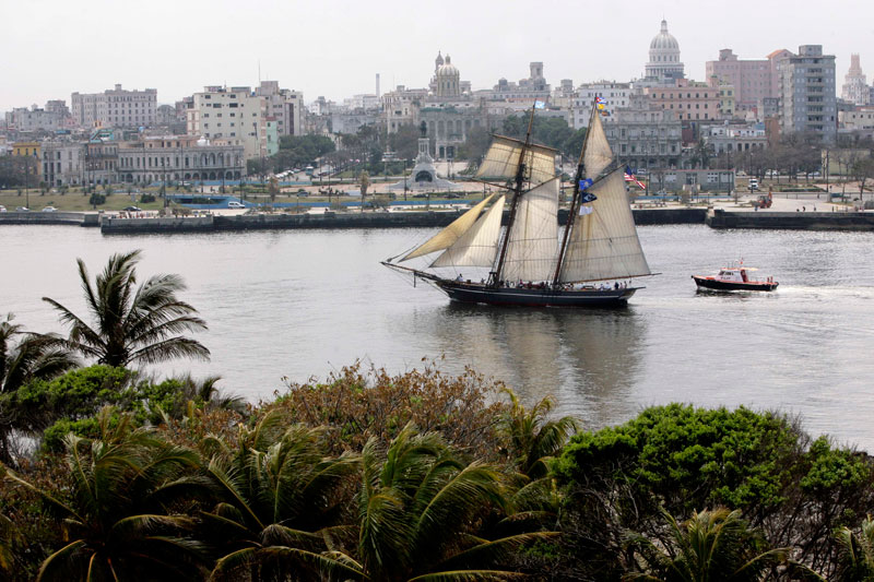 Amistad in Havana